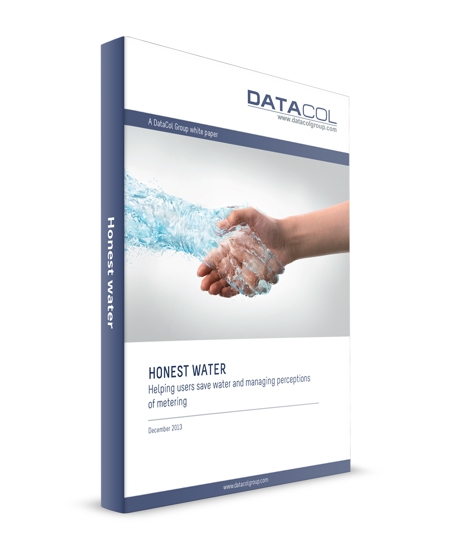 DataCol Honest water WP 3Dcover.png