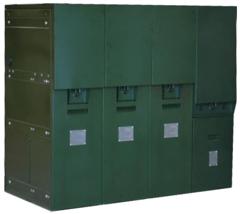 HALO 11kV Solid Ring Main Units (SRMU)