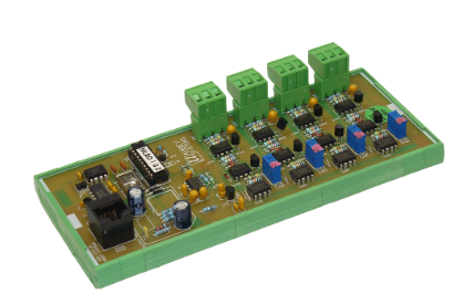 External Analog Output Module - Swampfox & Topcat