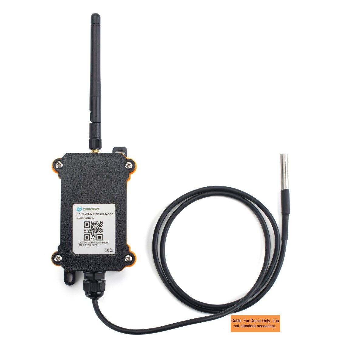 LSN50-V2--WaterproofWirelessLoRaSensorNode