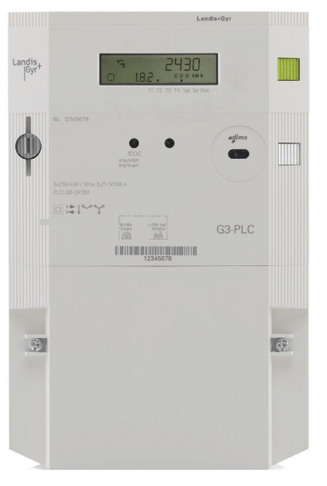 CashPower E460 Smart Three Phase Meter
