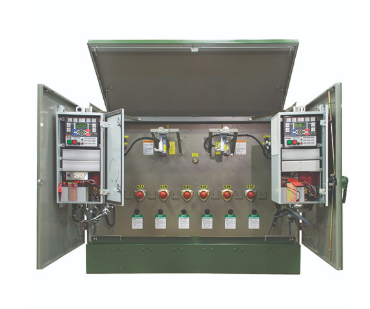 Padmount Vacuum fault Interuptor (VFI) Switchgear