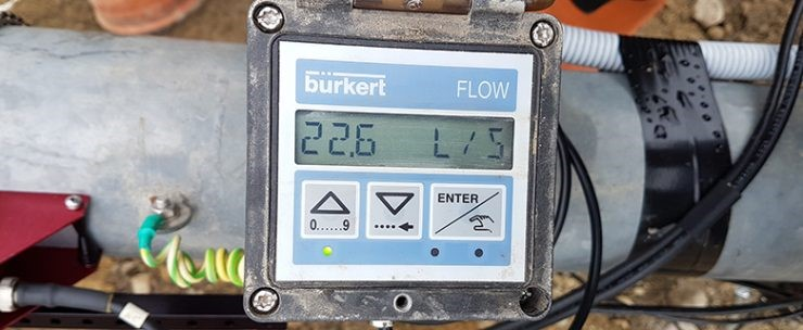 Water metering and logging