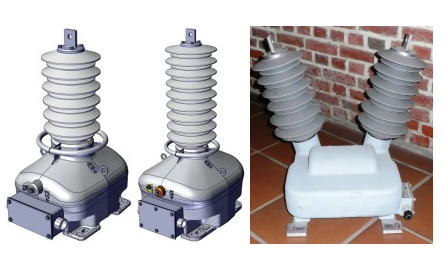 Indoor Outdoor Voltage Transformers