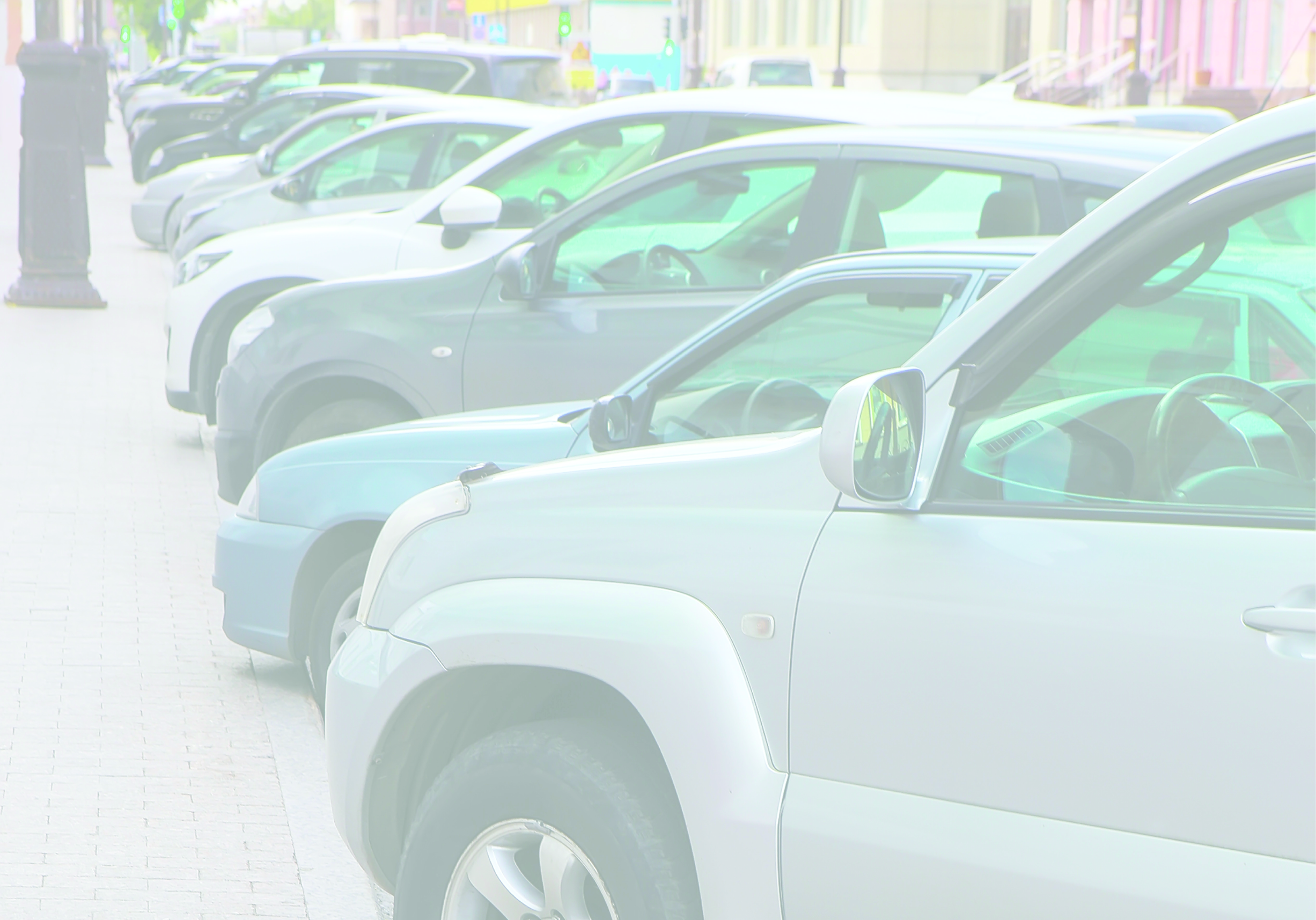 Helping a city rebuild by making parking payment easier